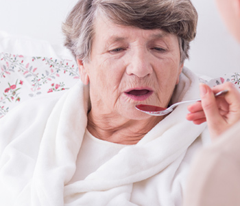 Old Women with swallowing disorder-SL Hunter Speechworks